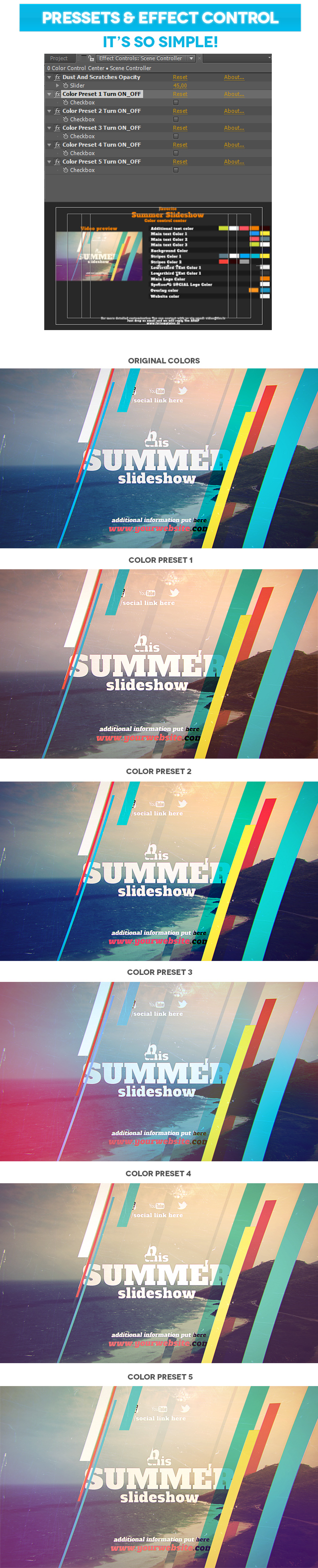 15 Inspirational Videohive after Effects Templates | Best Template