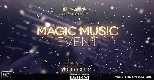 Magic Music Event 2016 Golden Music Event (Special Events)