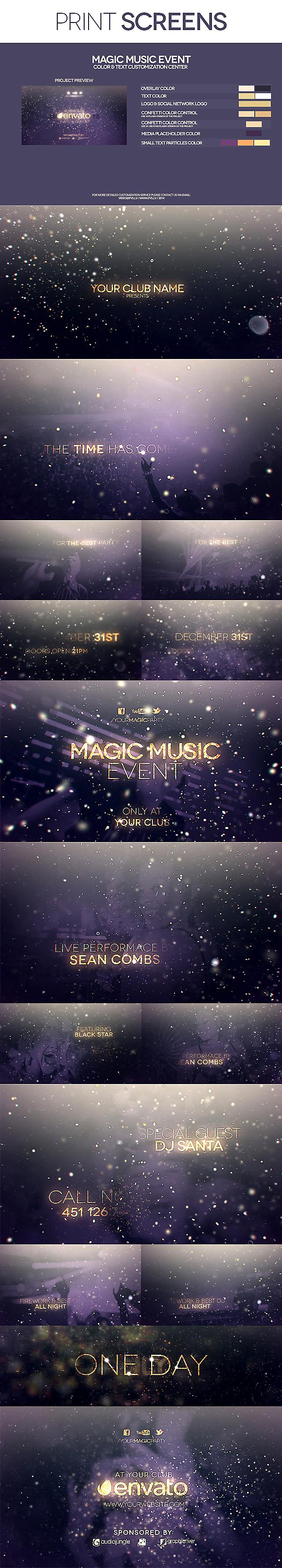 Magic Music Event  v2.0 - 11