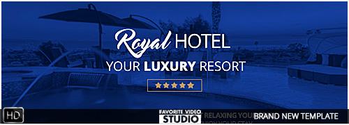 Royal Hotel Presentation Bundle
