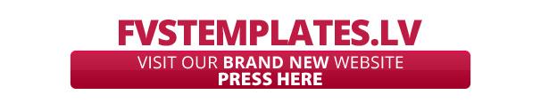 New Website FVSTemplates.lv