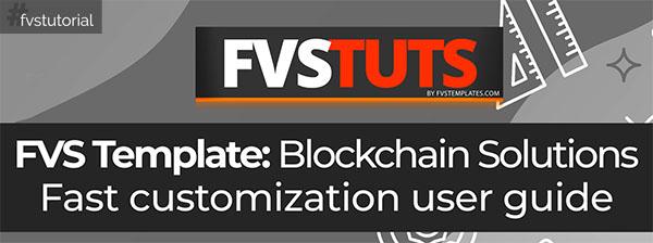 Tutorial For Blockchain Template